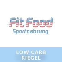 Low Carb Riegel