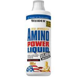 Weider Amino Power Liquid, 1 Liter Flasche