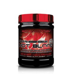 Scitec Nutrition Hot Blood 3.0, 300g Dose