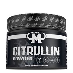 Mammut Citrullin Powder, 200g Dose