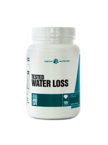 Tested Nutrition Water Out, 100 Kapseln Dose