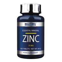 Scitec Essentials Zink, 100 Tabletten Dose