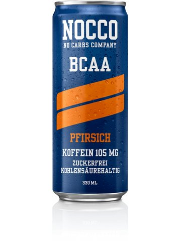 Multipower NOCCO BCAA, 330 ml