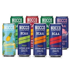 NOCCO BCAA Drink, 330 ml