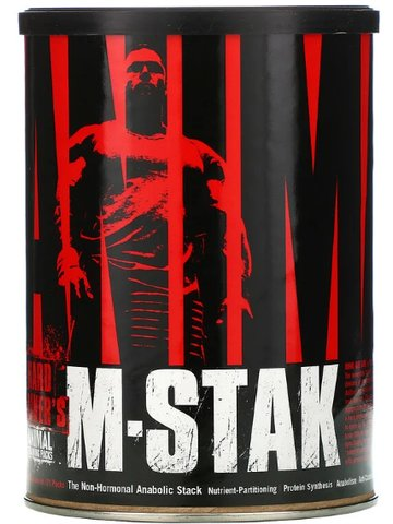 Universal Nutririon Animal M-STAK (21 Packs) Dose
