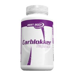 Best Body Nutrition Carblokker 100 Kapseln Dose