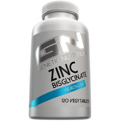 GN Laboratories Zinc Bisglycinate 120 Tabletten Dose