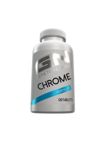 GN Laboratories Chrome 120 Tabletten Dose