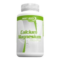 Best Body Nutrition - Calcium Magnesium - 100 Kapseln / Dose