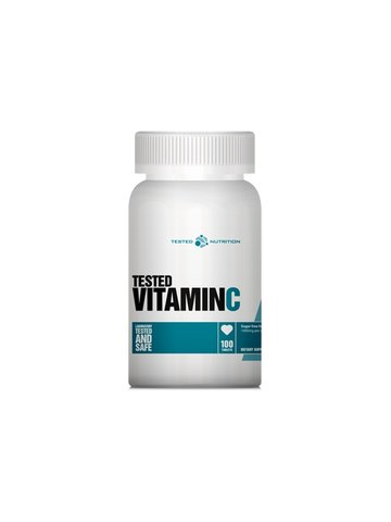 Tested Nutrition - Vtamin C 100 Tabletten