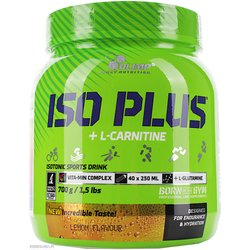 Olimp ISO PLUS + L-Carnitine 700g Dose