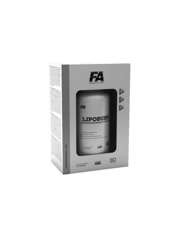Fitness Authority - LipoBurn FA, 120 Kapseln