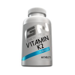 GN Laboratories Vitamin K2 60 Tabletten Dose