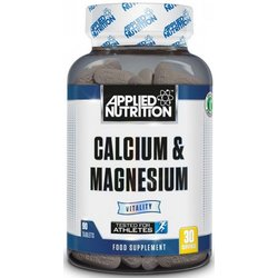 Applied Nutrition Calcium + Magnesium 90 Caps