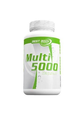 Best Body Nutrition Multi 5000, 100 Stück Dose