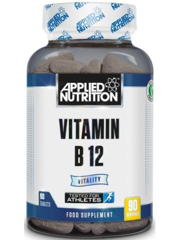 Applied Nutrition Vitamin B12 - 90 Tabletten Dose