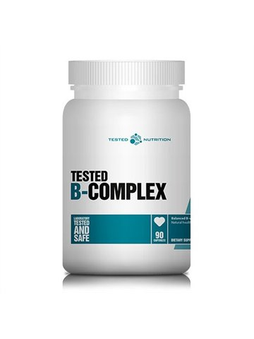 Tested B-Complex - 90 Kapseln