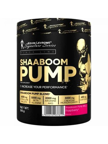 Kevin Levrone Shaaboom Pump - 385g Dose