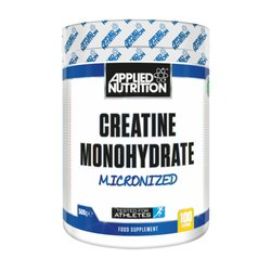 Applied Nutrition Creatin Monohydrate, 500g Dose