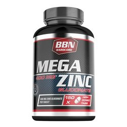 Best Body Nutrition Zinc Tabs, 150 Tabs Dose