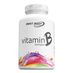 Best Body Nutrition Vitamin B Complex, 100 Caps Dose