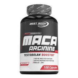 Best Body Nutrition Maca Booster, 100 Caps Dose
