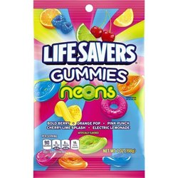 Lifesavers Gummies Neons, 198g