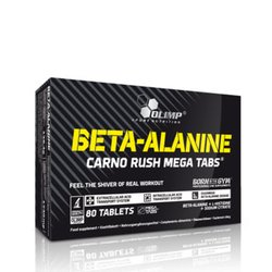 Olimp Beta-Alanine Carno Rush, 80 Tabletten