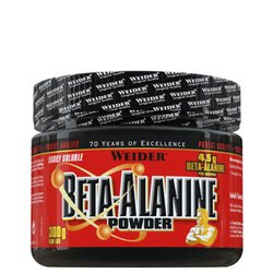 Weider Beta Alanine Powder, 300g Dose, neutral