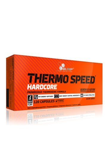 Olimp Thermo Speed Hardcore, 120 Kapseln